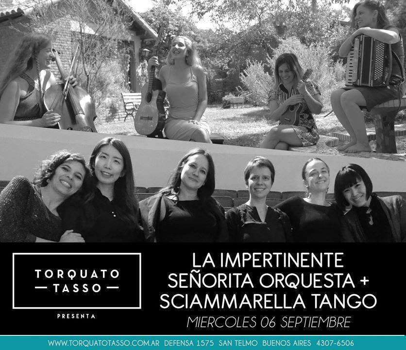 Sciammarella Tango