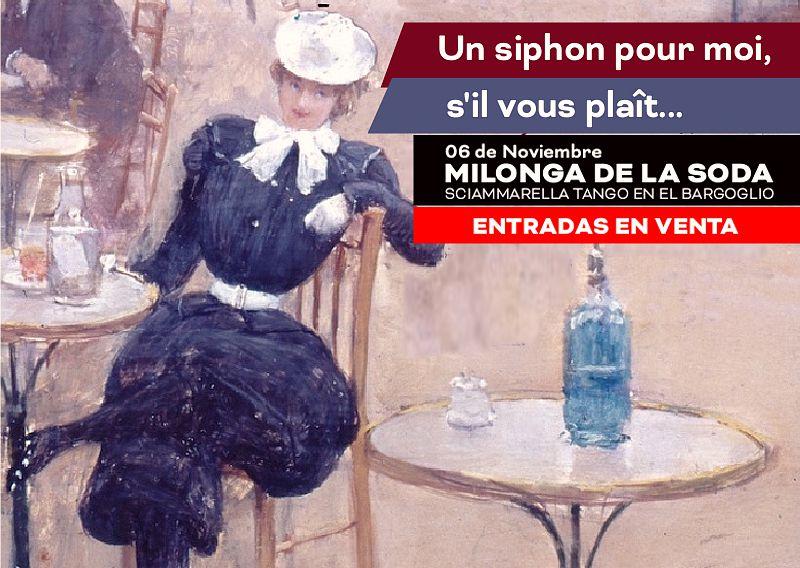 MILONGA DE LA SODA